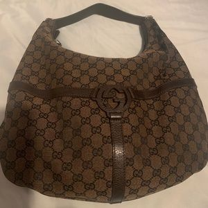 COPY-AUTHENTIC GUCCI HOBO BAG